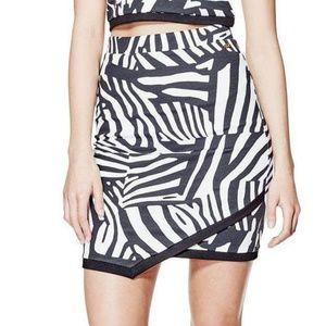 New GUESS Women's Daneli Midi Skirt SZ S